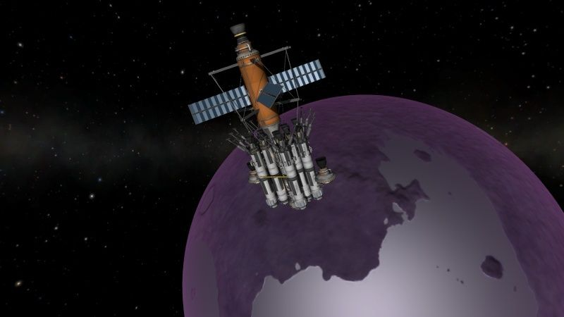 [KSP] Grosse mission vers Eve Screen21