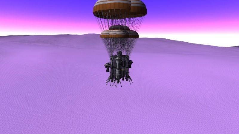 [KSP] Grosse mission vers Eve Screen25