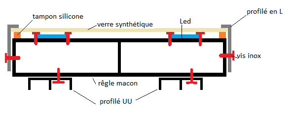 rampe led simple Sans_t10