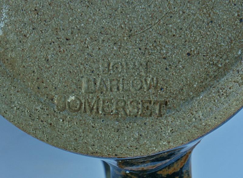 John & Margaret Harlow - Whitnell Pottery Dsc01312