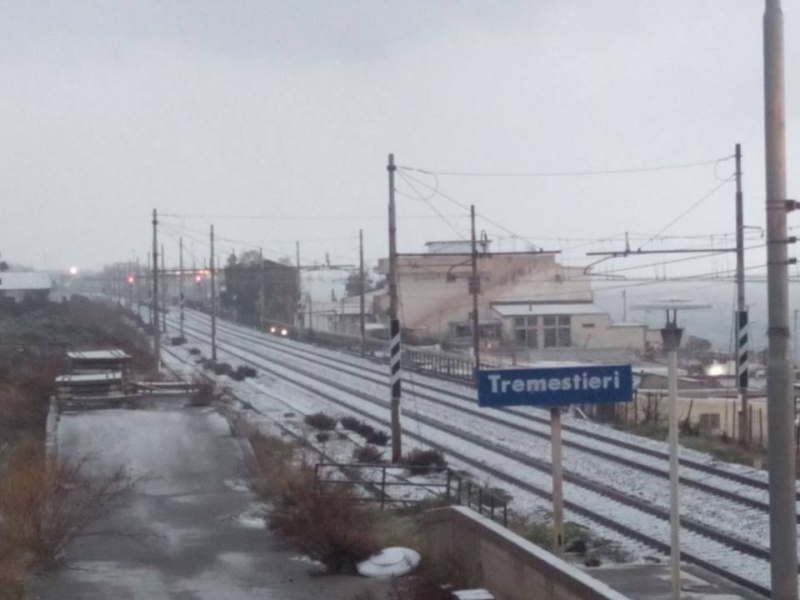"""TREMESTIERI, la """"nostra"""" Stazione 15107010"""