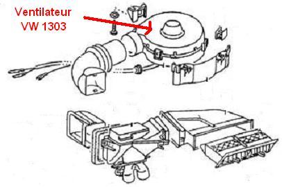 Ventilation electrique cox 1303 ? Illust10