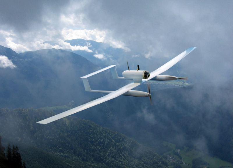 DRAC (pour Drone de Reconnaissance au Contact) Drac-110