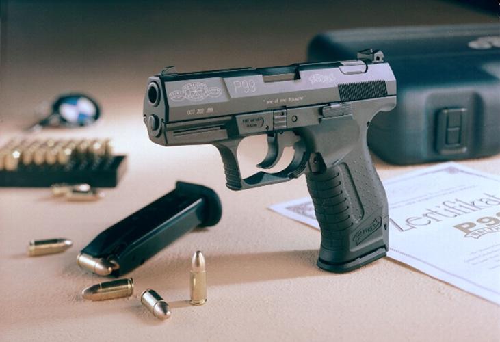le Walther P99 Ga005-10