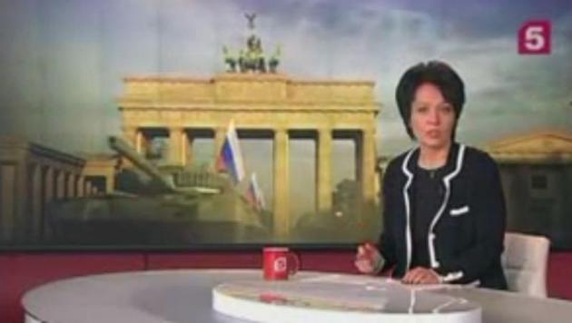 La télévision russe explique comment Poutine pourrait envahir Berlin Pho8be10