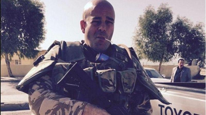 nouveau mercenaire :Un businessman anglais plaque tout pour aller défier Daech en Irak W9eslb10