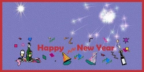 Happy New Year Graphi10