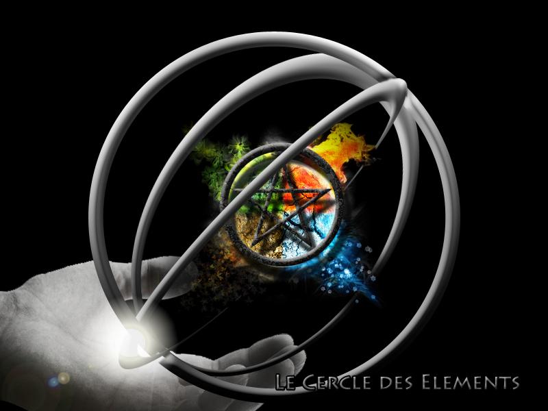 La magie est un art du fond des mondes Cercle11