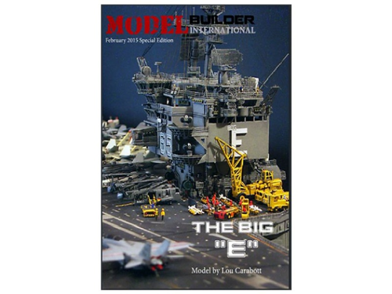 USS Enterprise Feature Magazine 3119c710