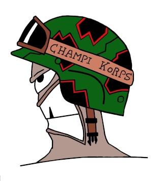 Champi Korps Airsoft