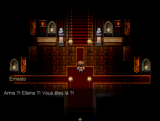 Familia I : Fortuna's Mansion Screen16