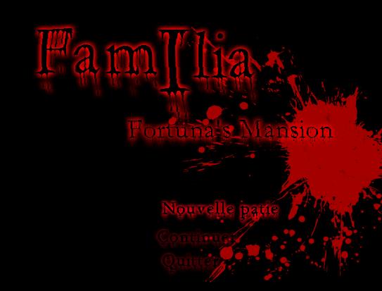 Familia I : Fortuna's Mansion Screen19