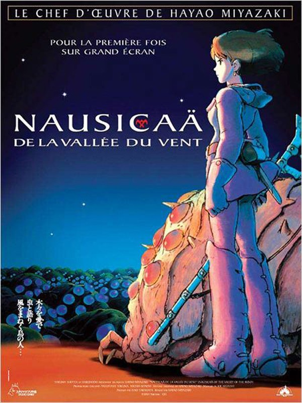 [STUDIO] Ghibli Nausic10