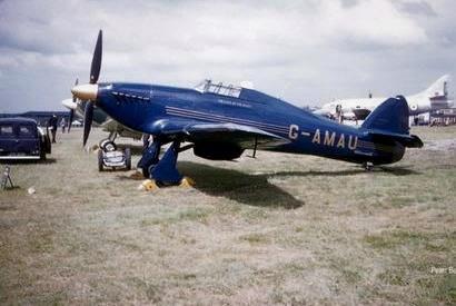 The Last of The Many - Hurricane Mk IIc 10432910
