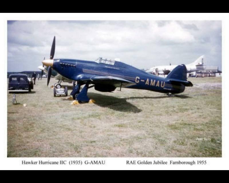 The Last of The Many - Hurricane Mk IIc 10911310