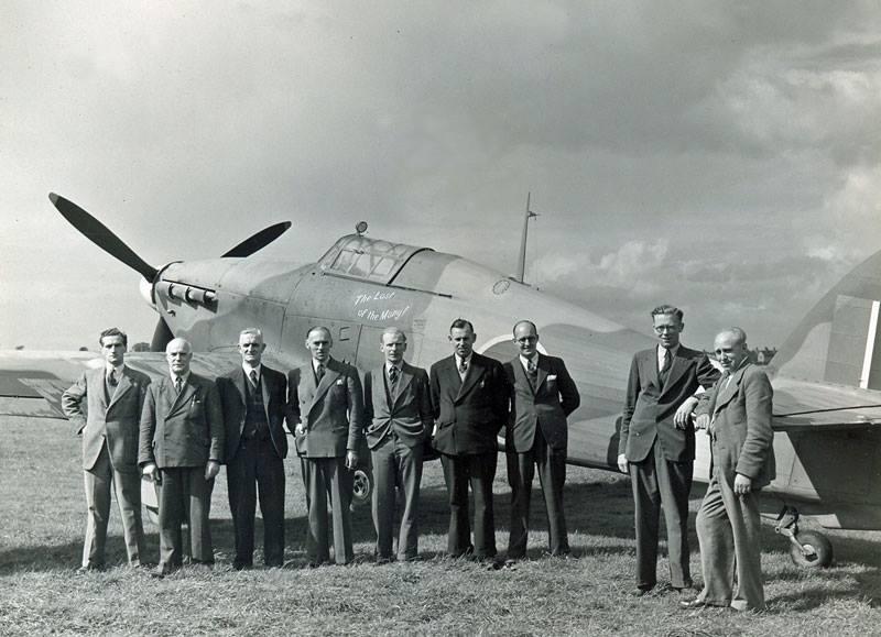 The Last of The Many - Hurricane Mk IIc Langle10