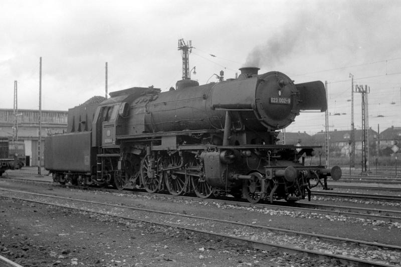 Die BR 23 der DB 023_0010
