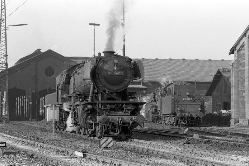 Die BR 23 der DB 023_0410