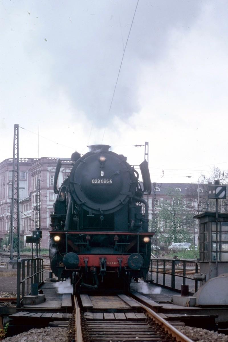 Die BR 23 der DB 023_0810