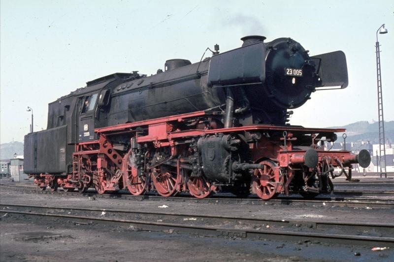Die BR 23 der DB 23_00510