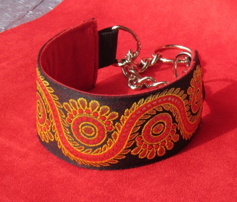 collier avec chainette  Collie13