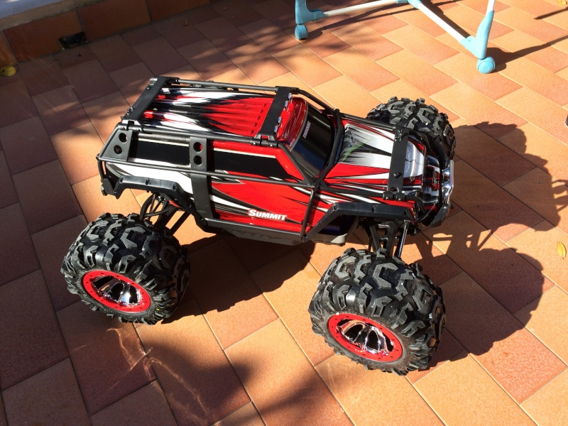 Traxxas Summit du 06 Photo_10