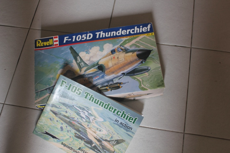 F 105 Thunderchief (Monogram 1/48) Img_8326