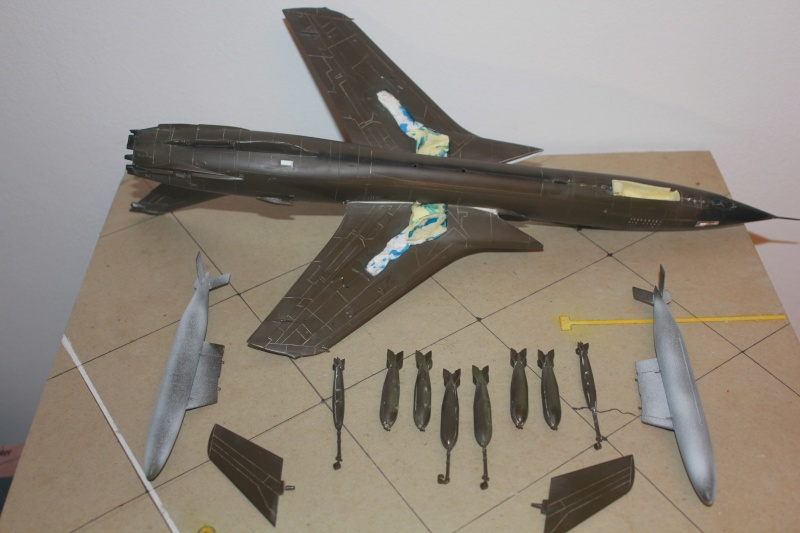 F 105 Thunderchief (Monogram 1/48) Img_8412