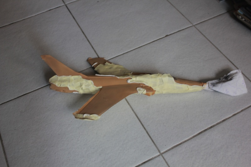 F 105 Thunderchief (Monogram 1/48) Img_8417