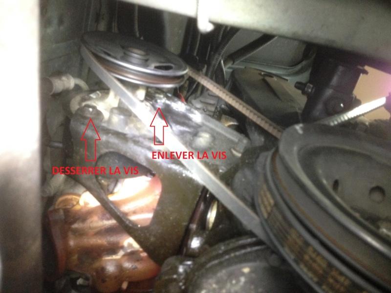 Tuto : changer collecteur d'échappement 2.5L essence  Courro11