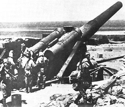 Artillerie cotiere lourde US dans le pacifique A_corr12
