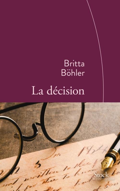 BOHLER, Britta Couv6710