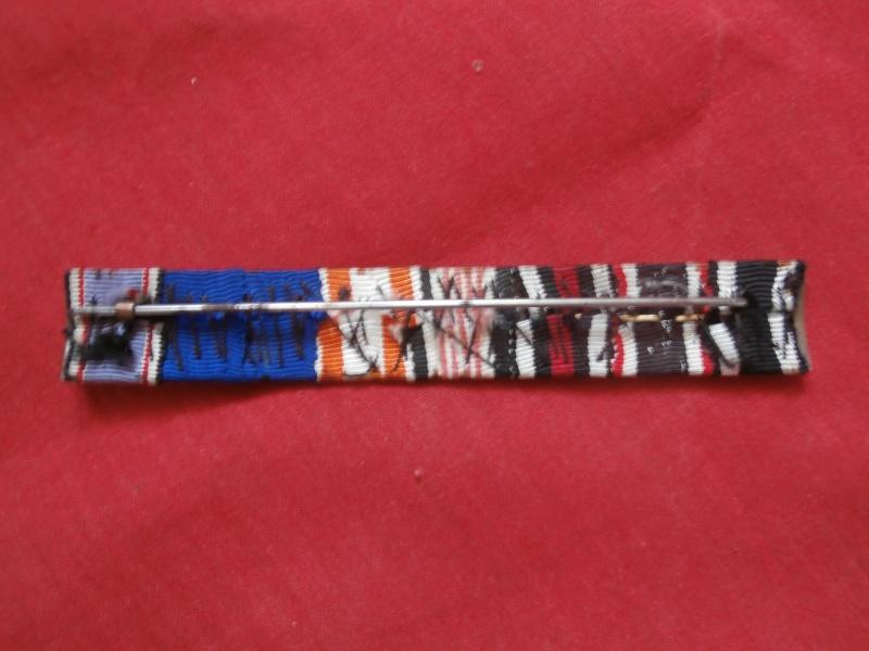 barette de rubans de rappels  P2111211