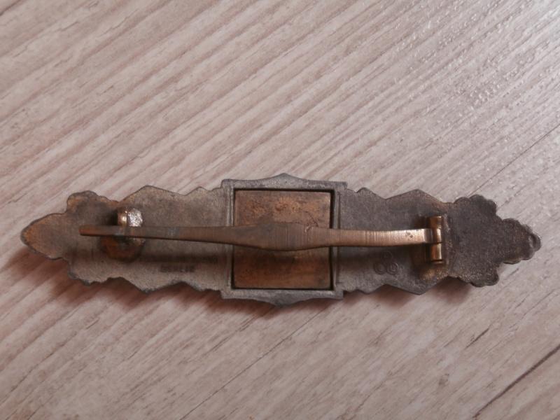barette des corps a corps bronze FLL P3101219