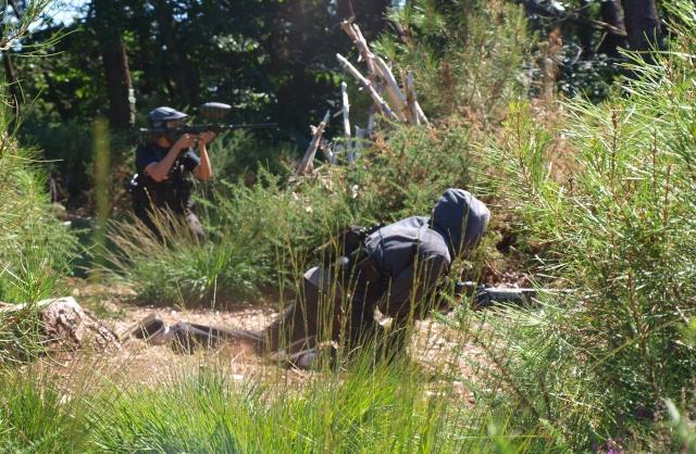 24-25 juillet 2 journees de fôôôôôôlies dans les bois  Progre10