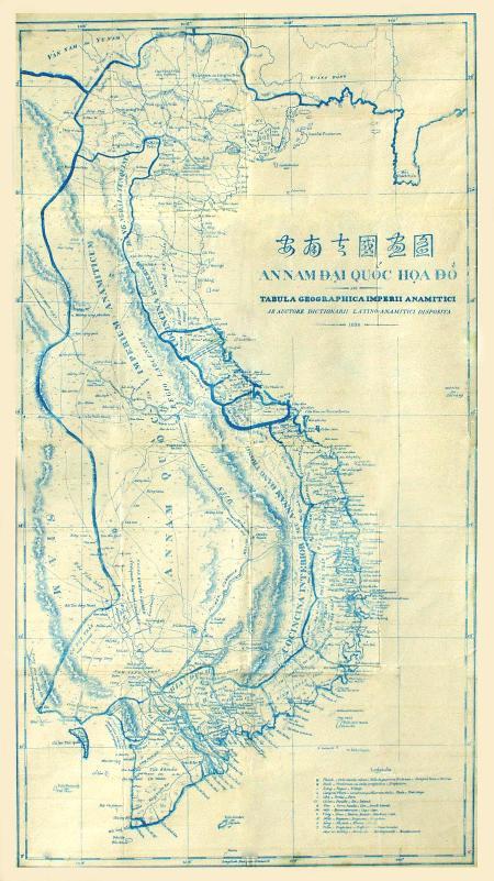 Những tấm bản đồ chứng minh Hoàng Sa, Trường Sa thuộc về Việt Nam Anh-ba10