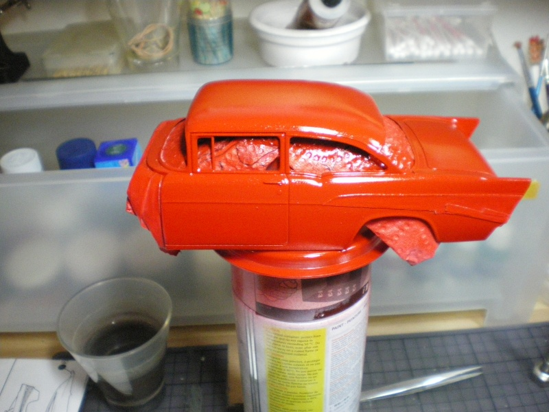 57 chevy 1/25 Carro_23