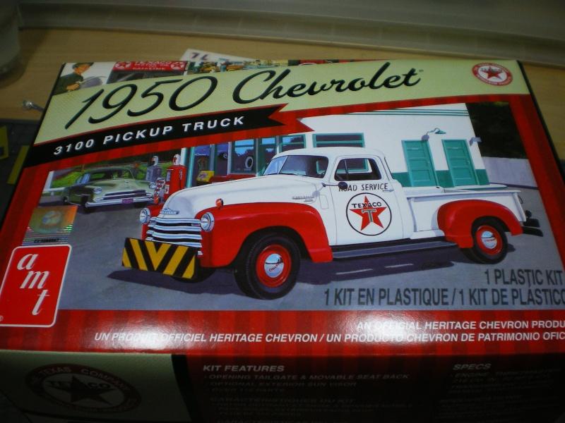 1950 chevrolet 3100pickup truck Future11