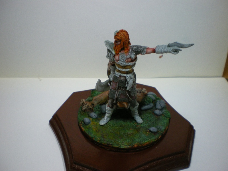 hunter figurine résine Imgp1916