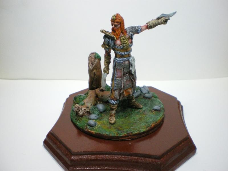 hunter figurine résine Imgp1961