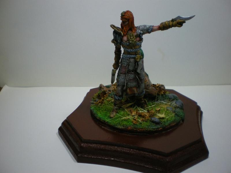 hunter figurine résine Imgp2094