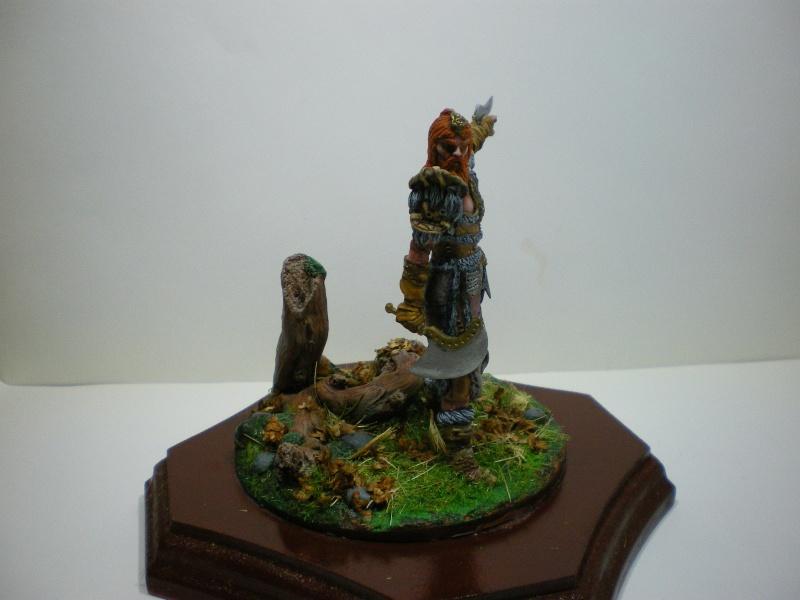 hunter figurine résine Imgp2095