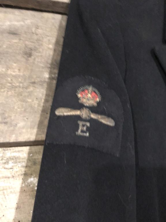 Tenue Royal Navy WW2 1f7d5510
