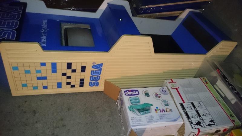 Borne démonstration Master System/ Megadrive Dsc_0213