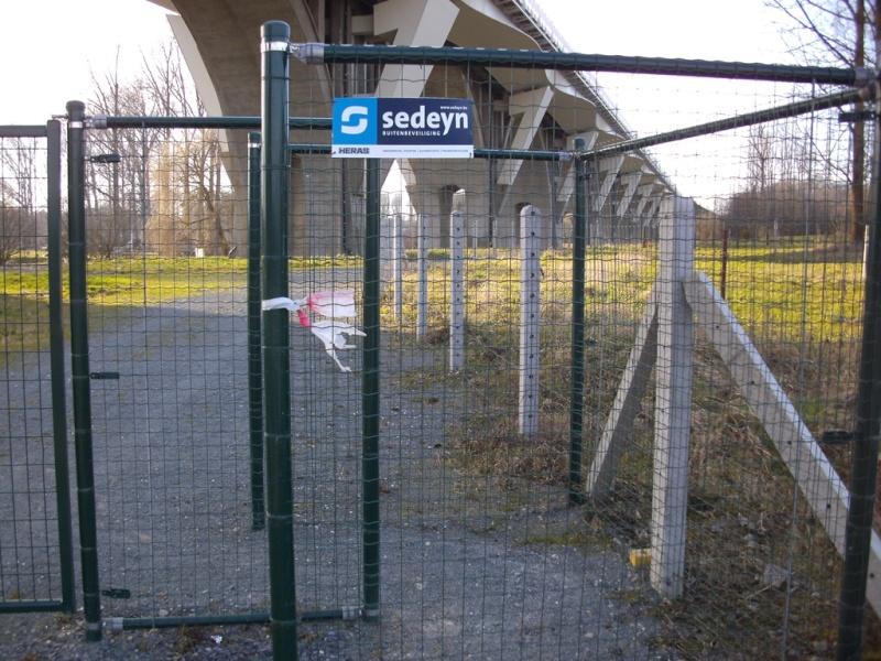 L050A Part 1 Fietsweg langs de lijn L50A Brussel - Denderleeuw Dilbee10