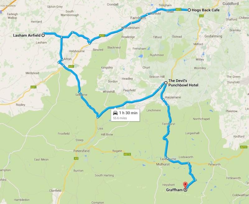 kombi - 1 day KOMBI Konvoy - Sat 21st Feb - Surrey/Sussex/Hampshire Konvoy10