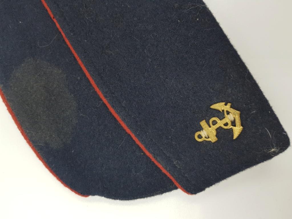 Calot et chapeau de brousse. 20190626