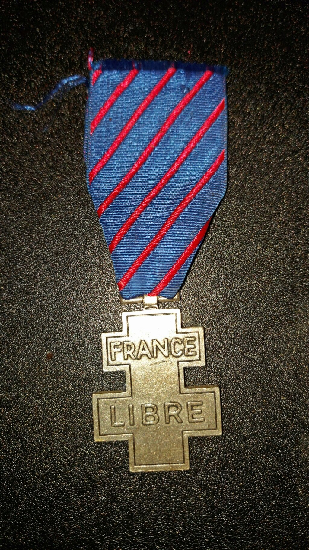 Medaille France Libre 20210423