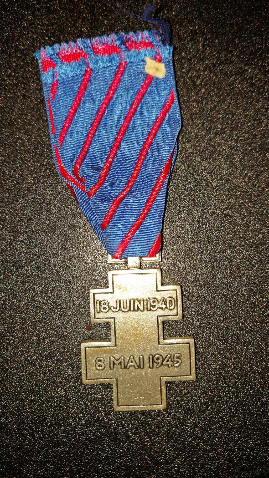 Medaille France Libre 20210424
