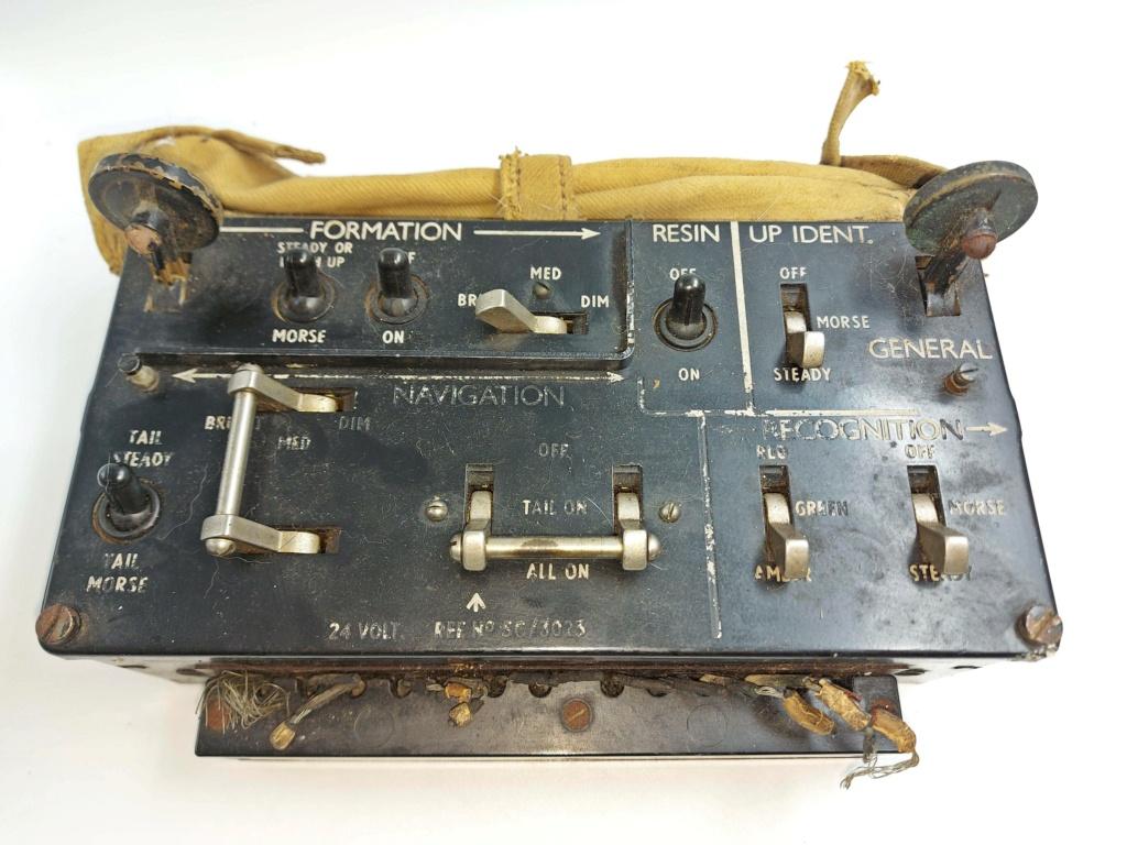 Element de radio anglais ww2??? 233
